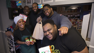 Brixton Soup Kitchen — Feeding The Needy At Christmas