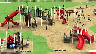 Donations needed to build Jack Natzke Memorial Playground - Video