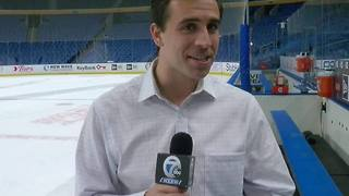 Sabres making more roster moves - Video
