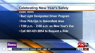 Ringing in the New Year safely - Video