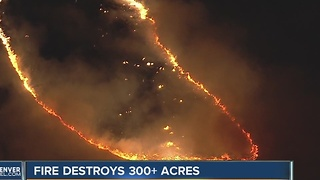 Green Mountain Fire 90% contained - Video