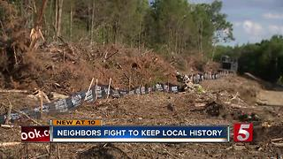Residents Concerned Development May Mean Losing History - Video
