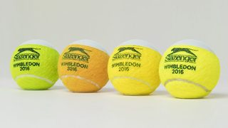 Old balls, please – Innovative speaker is made using discarded Wimbledon tennis balls - Video