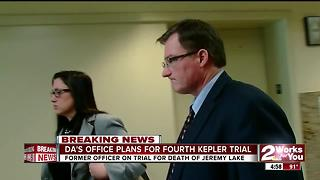 Shanon Kepler to be tried for a fourth time - Video