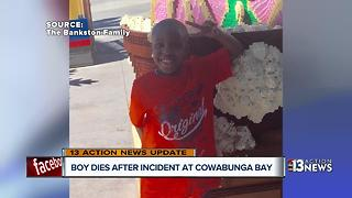 8-year-old boy pulled from Cowabunga Bay wave pool has died - Video