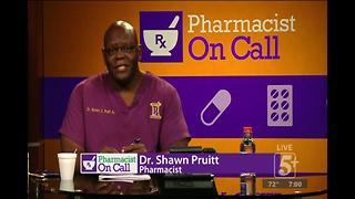 Pharmacist on Call: June 2017 Pt. 1 - Video