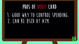 Common Cents: The pros and cons of a debit card | Clark.com - Video
