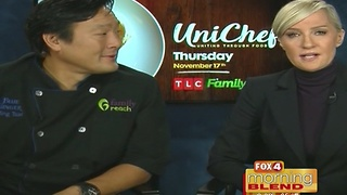 UNICHEF: Uniting Through Food 11/17/16 - Video