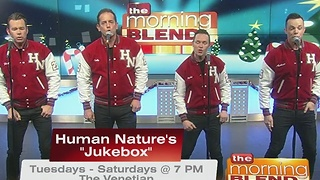 Human Nature Special Performance 12/26/16 - Video