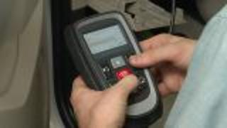 Tire Pressure Monitoring Re-learn Procedures - Video
