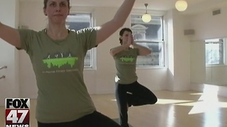 Yoga may decrease back pain - Video