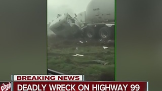 Deadly wreck part 2 - Video