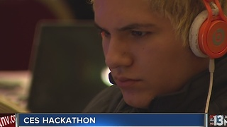 CES Hackathon offers smart city solutions - Video