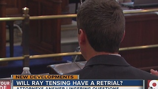 Will Ray Tensing have a retrial? - Video