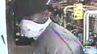 TPD searching for serial armed robber - Video