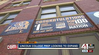 KCPS addresses rising enrollment at Lincoln Prep - Video