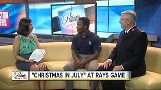 Positively Tampa Bay: Christmas in July - Video