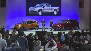 Car, Truck and Utility Vehicle of the Year revealed at North American International Auto Show - Video