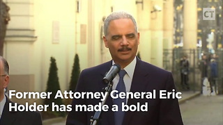 Shadow AG Holder Threatens Unrest - Video