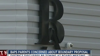 Broken Arrow parents concerned about boundary proposal - Video