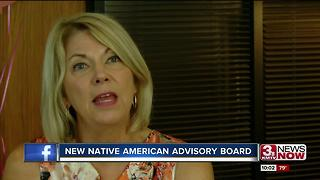 Omaha Mayor forms Native American board - Video