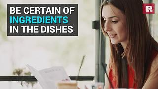 How to get better service at restaurants | Rare Life - Video