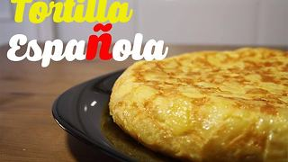 TORTILLA ESPAÑOLA | TORTILLA DE PATATA - Video