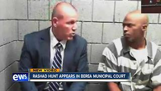 Video shows suspect in Tierra Bryant's death in court for the first time in Ohio - Video