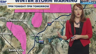 13 First Weather for Dec. 23 - Video