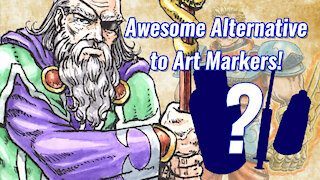 A great Alternative To Art Markers