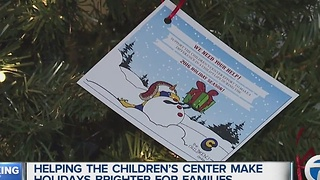 Giving Tree helps make holidays brighter - Video