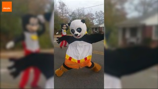 Christmas Parade is Hottest Party This Season - Video