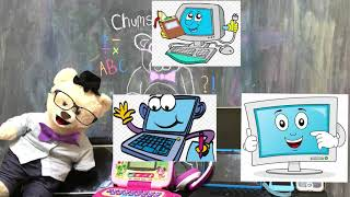 Learn about Computers with Chumsky Bear | Internet Safety | Technology | Educational Videos for Kids