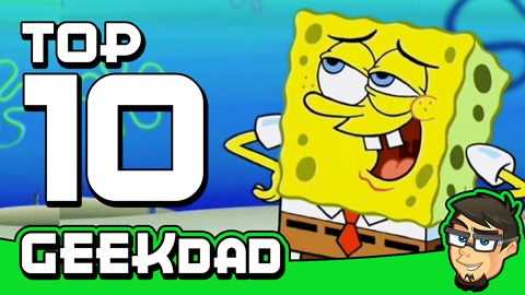 Top 10 Nicktoons of all-time