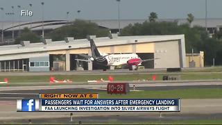 Tampa residents speak out after a Silver Airways emergency landing in hopes of keeping others safe - Video