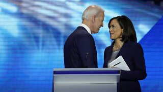 Joe Biden Selects Kamala Harris For Vice President