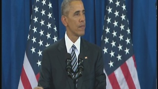 President Obama speaks at MacDill Air Force Base - Video