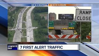 7 First Alert Weekend Traffic Report - Video