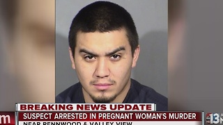 Man arrested after pregnant mother found dead in apartment - Video