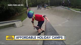 The best holiday camps in the Tampa Bay area for kids during winter break - Video