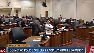 Do Metro Police Officers Racially Profile Nashville Drivers? - Video