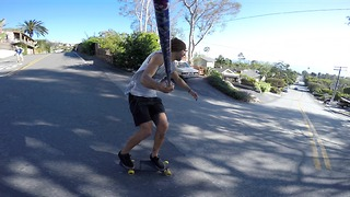 Laguna Beach Skating  - Video