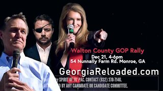 Georgia Reloaded - bring everyone with