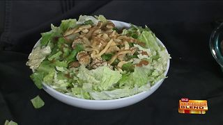 Jump Start Your Resolutions with a Tasty Salad - Video