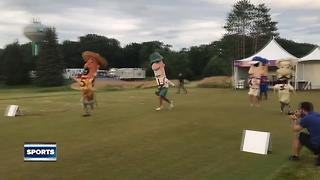 sausage race - Video