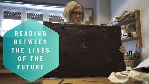 Rescuing history: The book surgeon