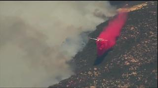Jennings Fire forces evacuations in East County - Video