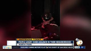 Community to meet over violence, other problems near North Park Observatory - Video