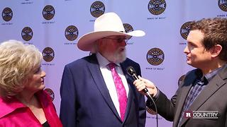 Charlie Daniels' induction night | Rare Country - Video
