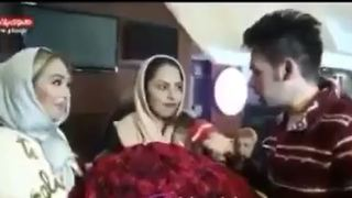 1977 flowers for Elham Hamidi birthday - Video